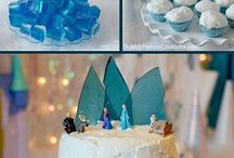 Frozen Party / by Katy from Modern Mummy