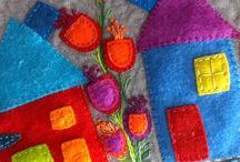 Wool Around the Garden