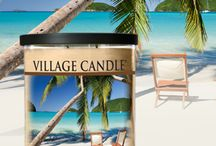 Village Candle Decor Collection / Our Decor Collection is our newest collection of Dual Wick candles. Handcrafted in vibrant colors and trendy fragrances, our 24oz and 18oz glass jars are unmistakably captivating and designed for effortless yet elegant home decorating.  / by Village Candle