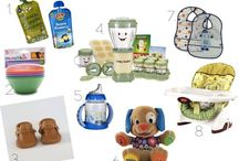 Baby Monthly Favorites