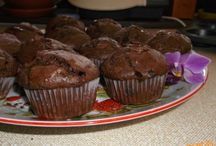 Muffiny, cupcakes,...