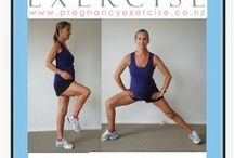 Prenatal and post-pregnancy care and fitness