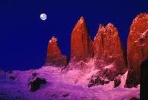 Chile & Argentina & Bolivia