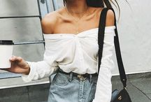 Summer Outfits / Cute Summer outfits that are perfect for the beach, Summer or a vacation.  Summer style | summer clothes |  summer outfits 2017 |  summer outfits tumblr |  summer looks |  vacation outfits |  holiday outfits |  beach outfits