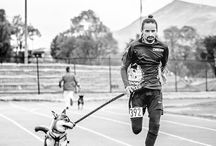 Canicross Bogota Antartida / Mushing/canicross/running