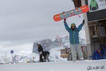 Snowboard / http://www.davidedalmas.com/