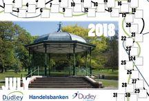Dudley Mayor's Calendar 2018