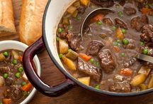 Stews, and chilis / by yvonne Alderete