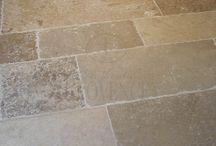 Floors & Wall Colours