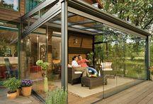 Patio and Balcony / Inspiring patio and balcony ideas.