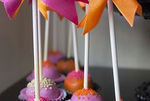 Cake Pops / by Sharon Hillman