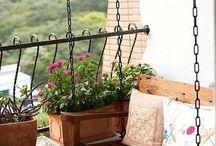 Κήπος - Αυλή - Βεράντα