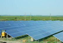 Photovoltaic parks / Parcuri fotovoltaice in Romania