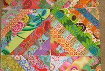 quilts and sewing / by Linda Hartman