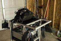 Filmmaking setup