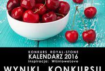 Zwycięzcy w konkursie: Kalendarz 2016- Inspiracje/Presentation of the winners contest callendar 2016 / Prezentujemy dotychczasowych zwycięzców oraz wyróżnienia w konkursie Kalendarz 2016 - Inspiracje.  http://royal-stone.pl/kalendarz2016.html