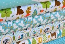 Fabrics / by Melissa Dawson
