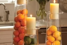 PartyLite Candles / by Manny Oliverez