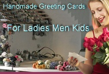 Greeting Cards Online - New Cards Website / by Handmade Greeting Cards Online UK