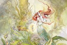 ENCHANTMENT-AUGUST-THE LITTLE MERMAID / by Whitney Meltzer