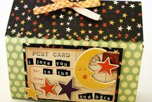 gift boxes & bags / by Krystal Brees-Moreno