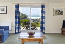Welcome to Green Door Cottages / Welcome to the Green Door Cottages, 4* Gold Award self catering holiday cottages located in Port Gaverne, near Port Isaac on the North coast of Cornwall.