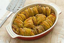 Recipes Potato Tian