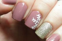 christmas nails acrylic