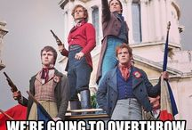Les Mis / Mostly humor and stunning pictures