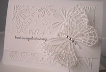 White Cards - 2 / by Carol GoughLust