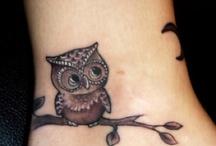 tattoos i like... / by Carly Ackerman