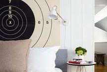Home - Bedrooms / by Natalie Pozniak