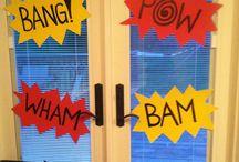 batman lego party