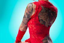 Tattoos / by Kimberly Beazer