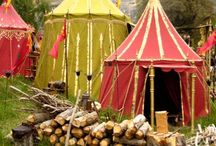 Tents and Yurts