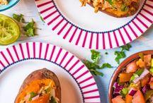 Hot Potato Recipes / Recipes for potatoes you will love!