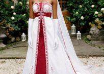 Tamara's Wedding Renewal Gowns