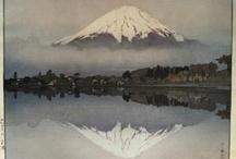 Japon : Hiroshi Yoshida (1876-1950)