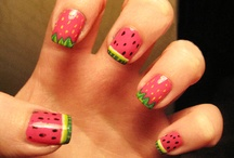 nail art / by Mandi Kime