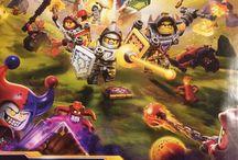 EMIL LEGO NEXO KNIGHTS