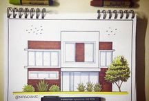 Drawing House & Interior