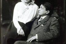 Ady Endre Bodza Berta /Csinszka / 1915