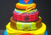 cake b'day 4boys