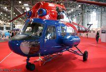 Вертолёты / Helicopters