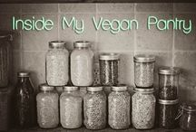 Vegetarian and Vegan Recipes / by Carmen Hayes