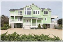 Homes for Sale in Corolla / by Resort Realty OBX