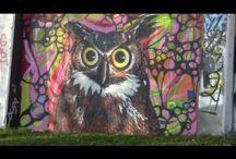 Graffiti Nordsternpark Gelsenkirchen