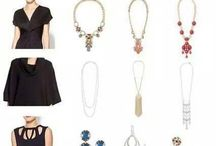 Necklace Cheat sheets