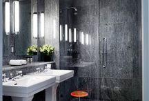 Hotel Bathroom Faves / Grab bathroom design inspiration from upscale hotel bathrooms