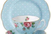 tea cups and stuff